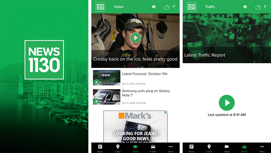 Weve completely re-imagined and re-designed the NEWS 1130 app! Check out the updates and let us know what you think!